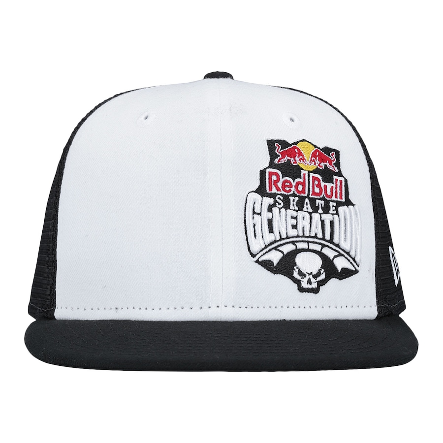 1c15fdc99ff78 Boné Aba Reta New Era 9FIFTY Red Bull Skate Generetion Olli