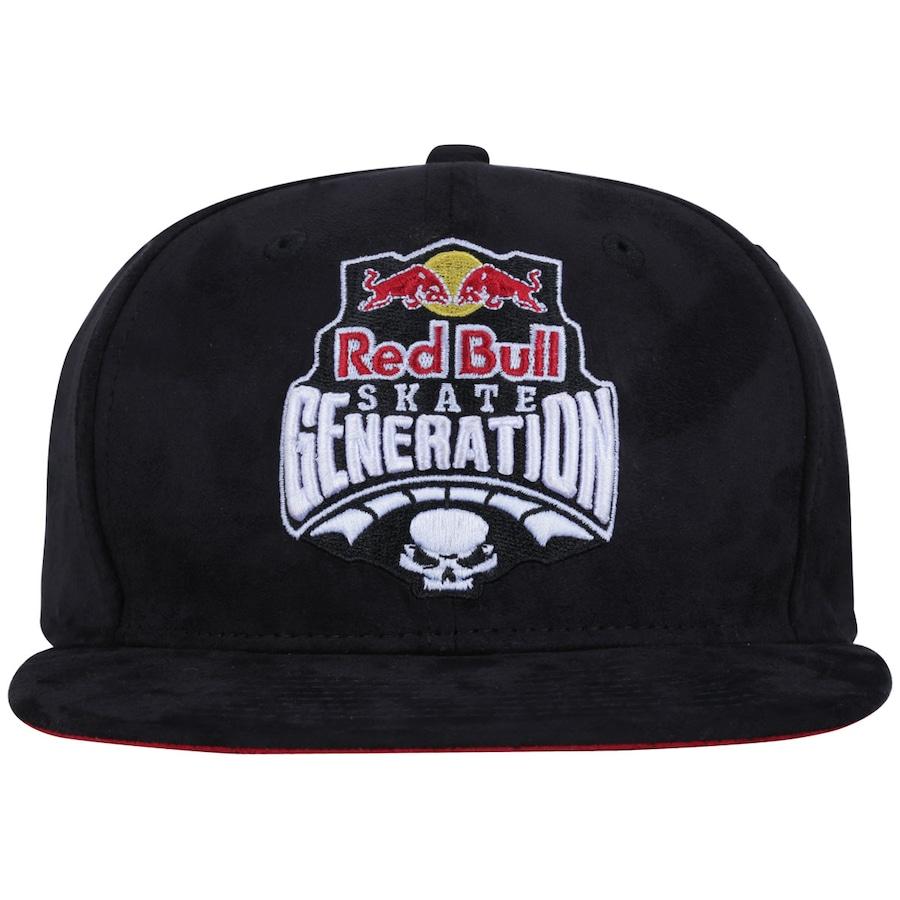 176b6d757f2b1 Boné Aba Reta New Era 9FIFTY Red Bull Skate Generation - Sn