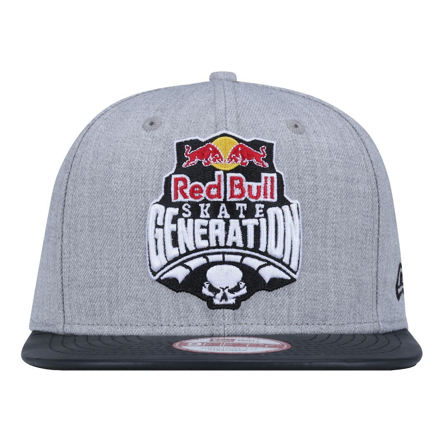 5994f05cd4fe8 Boné Aba Reta New Era 9FIFTY Red Bull Skate Generation - St