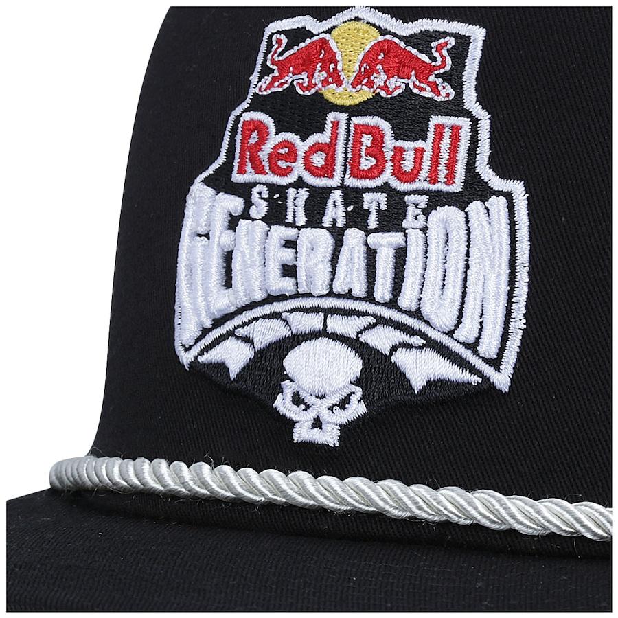 ... Boné Aba Reta New Era 9FIFTY Red Bull Skate Generation Corda - Snapback  - Adulto ... 88c1be4bfd5