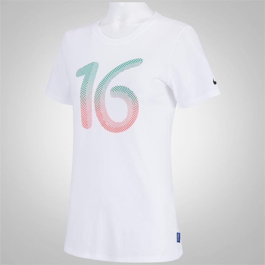 d377208806 Camiseta Nike Rio 2016 - Feminina