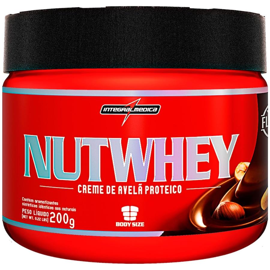 Creme de Avelã Integralmédica Nutwhey - 200g