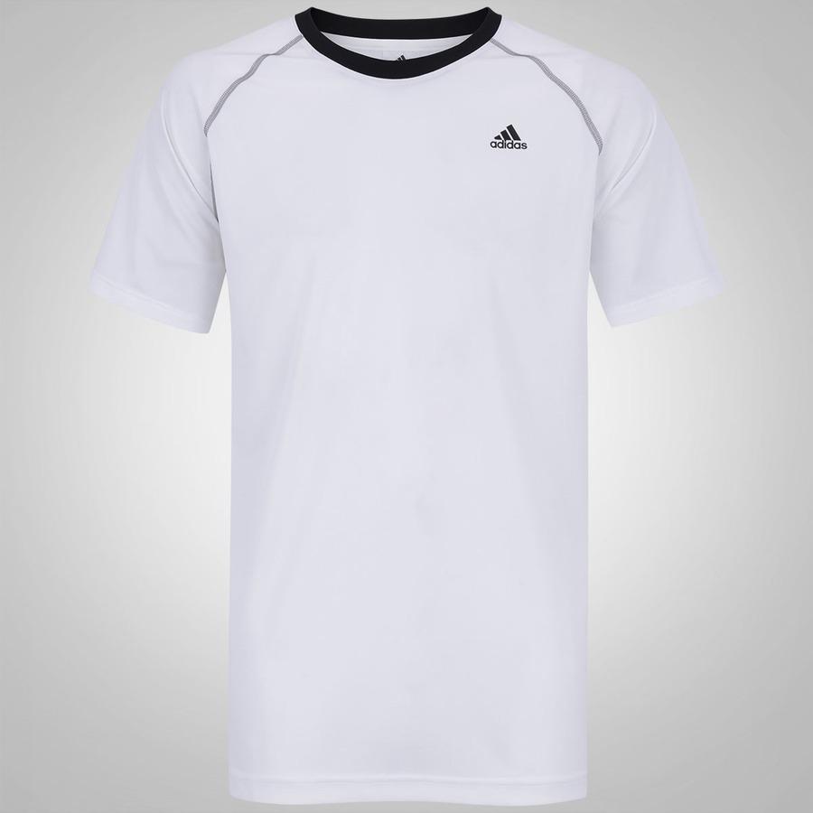 Camiseta adidas Base Plain - Masculina 54128c399636d