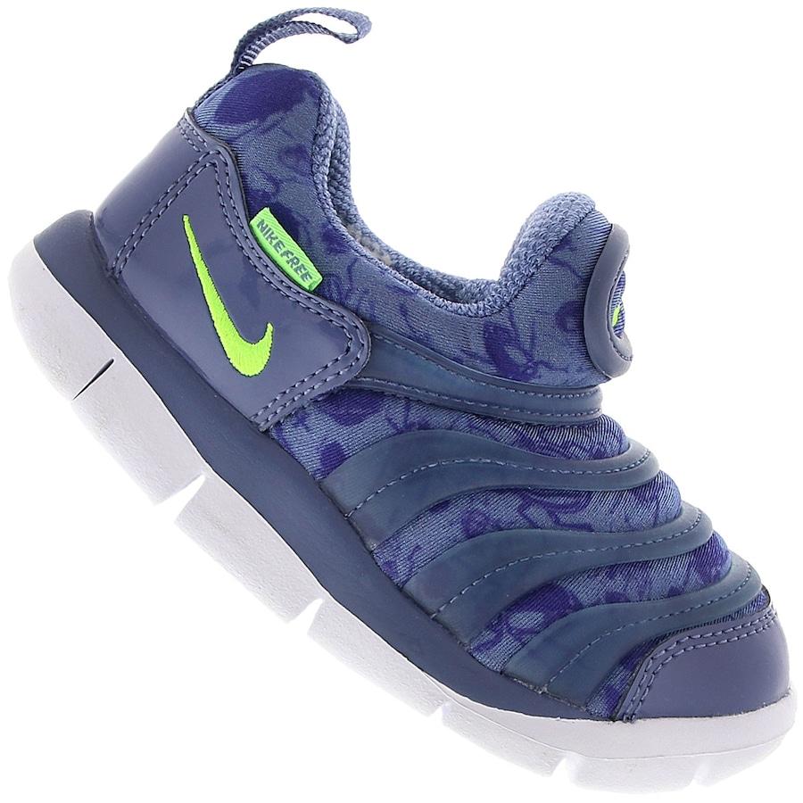 782337851 Tênis Nike Dynamo Free Print TD - Infantil