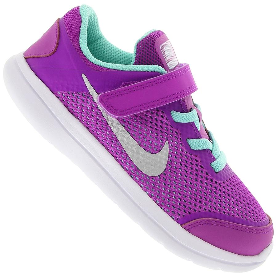 68a1377ca9b Tênis Nike Flex 2016 RN GTV - Infantil
