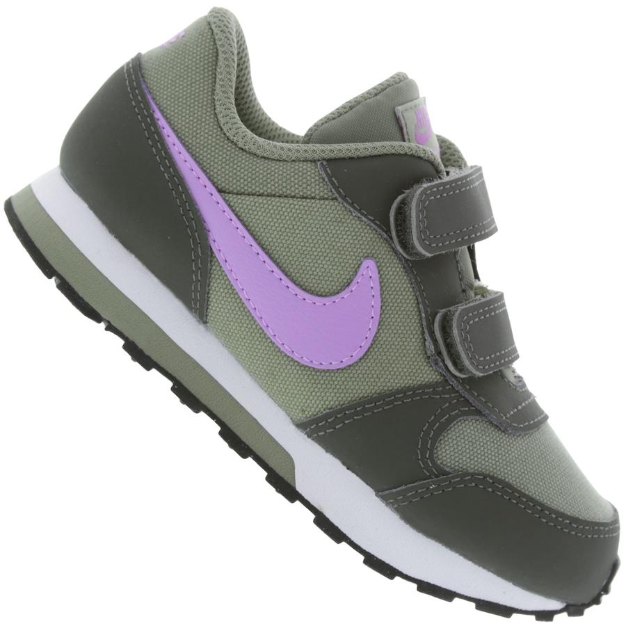 db64477eb4b48 Tênis para Bebê Nike MD Runner 2 TD Feminino - Infantil | Opte+