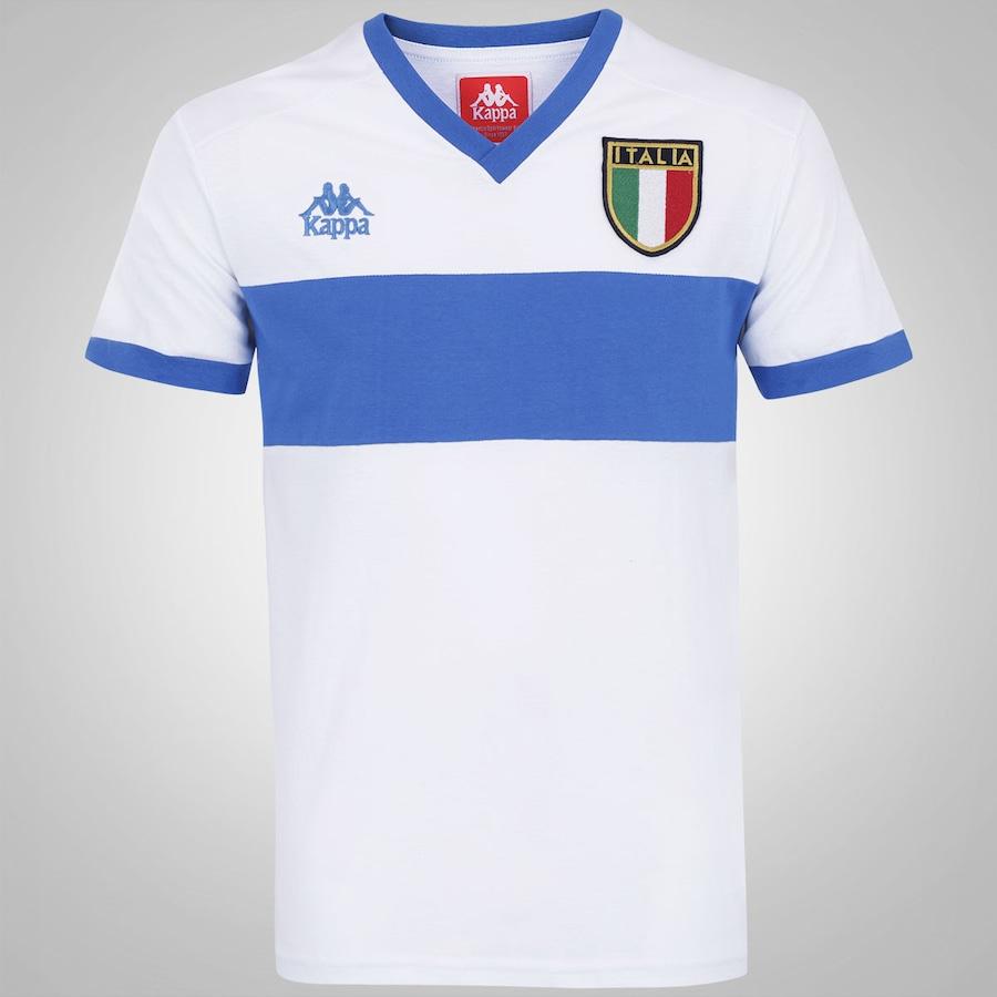 Camiseta Itália Kappa AW 1999 - Masculina 8628396b79581