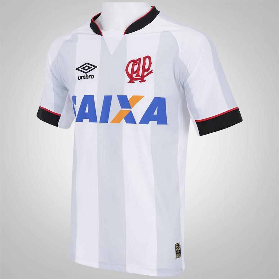 cf311bf6b1 Camisa do Atlético-PR II 2015 nº 11 Umbro - Masculina