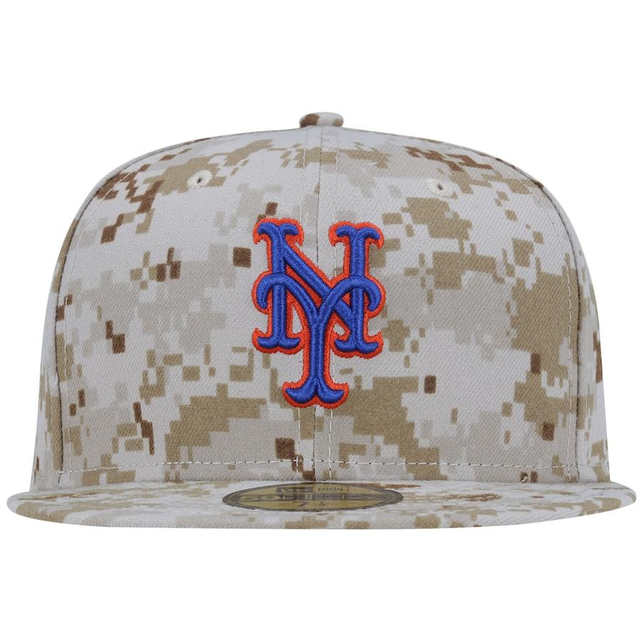 e1c2d28c0f274 Boné Aba Reta New Era New York Mets MLB – Fechado - Adulto