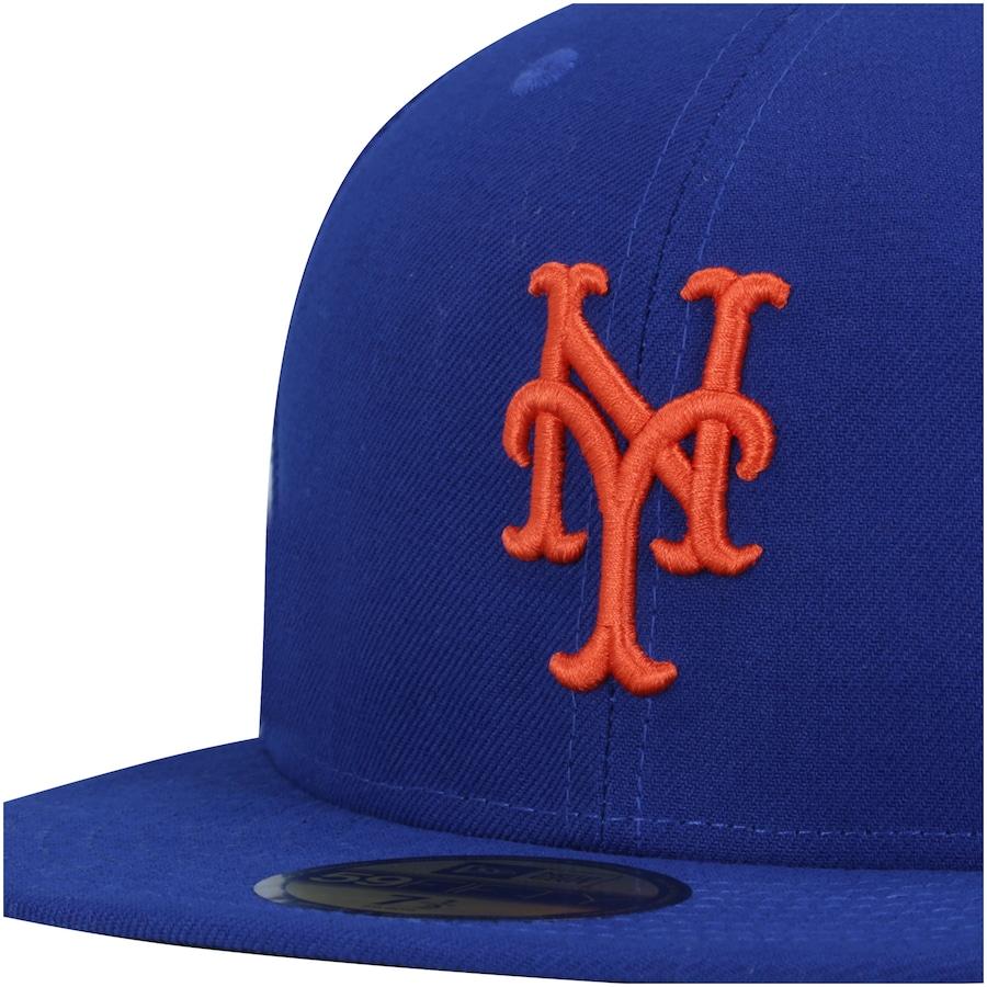 35291474521d4 Boné Aba Reta New Era New York Mets MLB - Fechado - Adulto