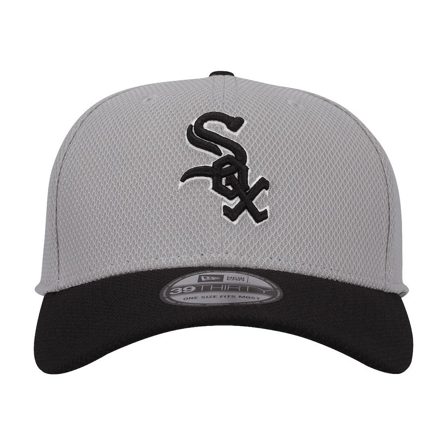 11dd62a5b Boné New Era Chicago White Sox MLB - Fechado - Adulto