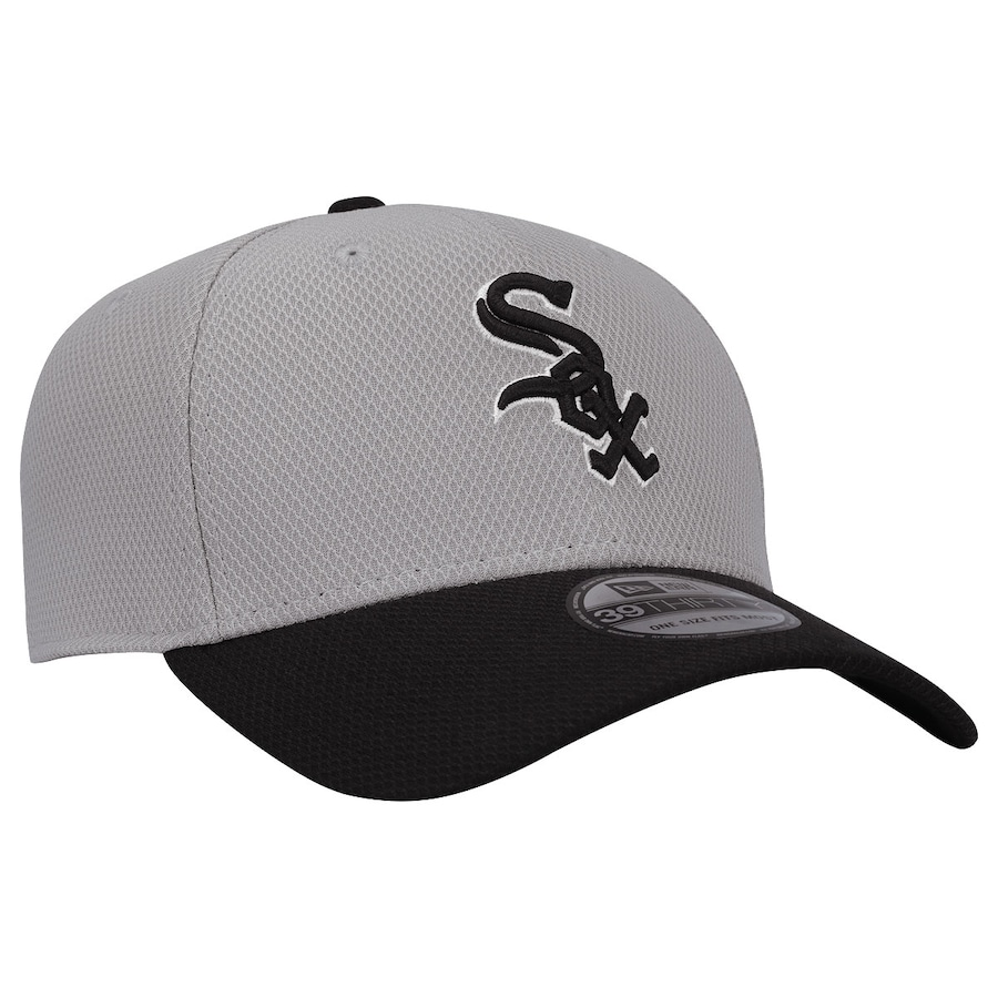 Boné New Era Chicago White Sox MLB - Fechado - Adulto 005cc6ea7dd