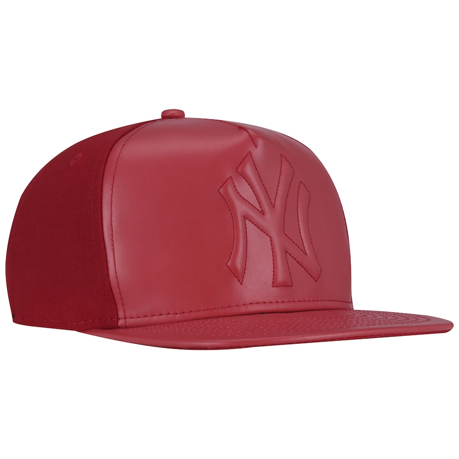 ... Boné Aba Reta New Era 9FIFTY A-Frame New York Yankees MLB - Strapback  ... bba5b7ae544