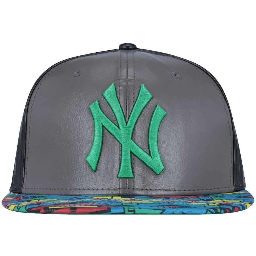 28bd7dcd9e898 Boné Aba Reta New Era New York Yankees MLB Estampado