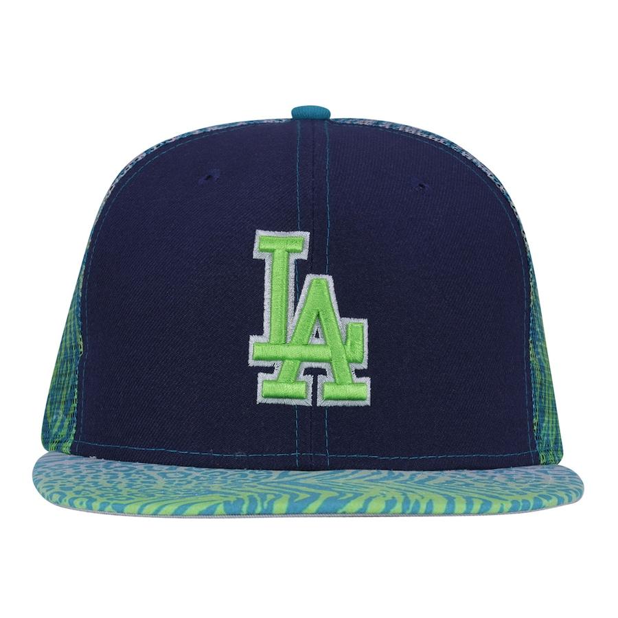 1c2d9faf800fa Boné Aba Reta New Era 950 Los Angeles Dodgers MLB - Trucker
