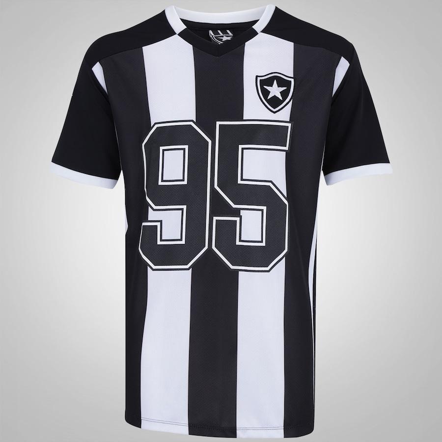 e75c046c50b92 Camiseta do Botafogo Braziline Vecto - Masculina