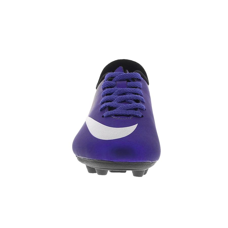 a92a4ec594 Chuteira de Campo Nike Mercurial Vortex II CR - Infantil