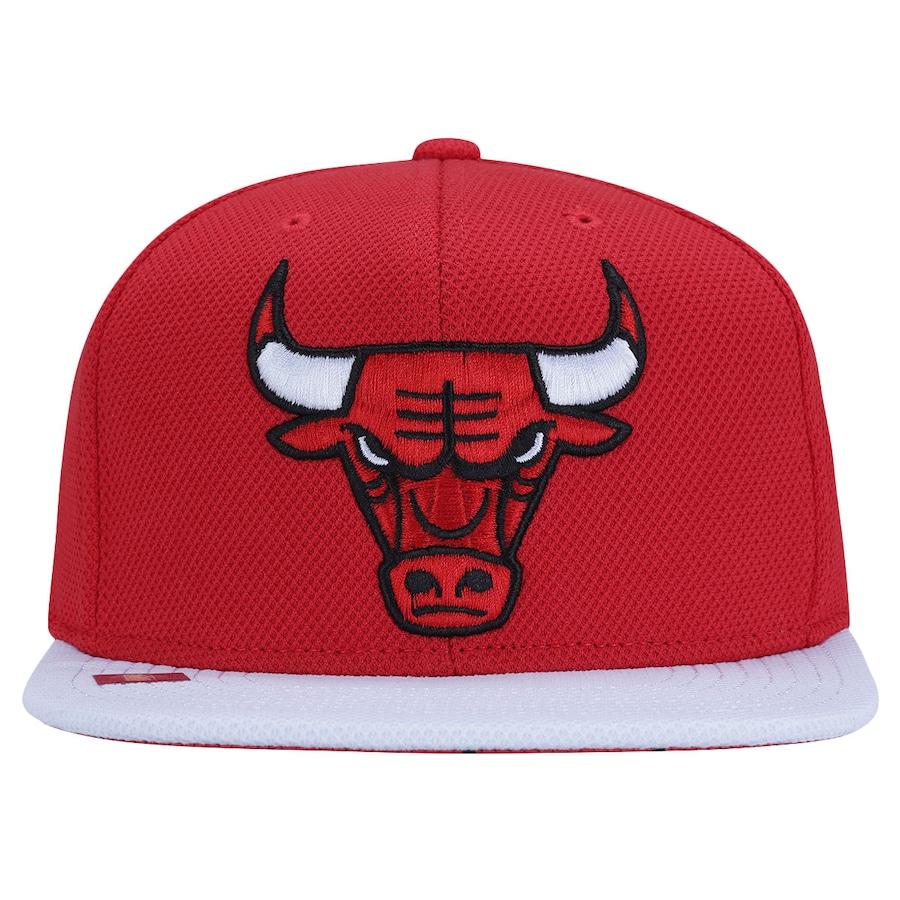Boné Aba Reta adidas Flat NBA Chicago Bulls - Snapback - Ad 0a83de86d24