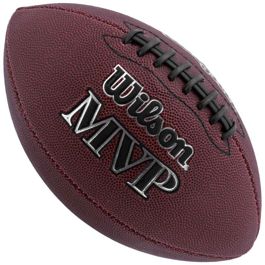 Bola de Futebol Americano Wilson MVP d1b0a333f764f