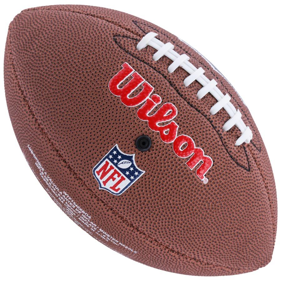Bola de Futebol Americano Wilson NFL Team Oakland Raiders 3c820776db028