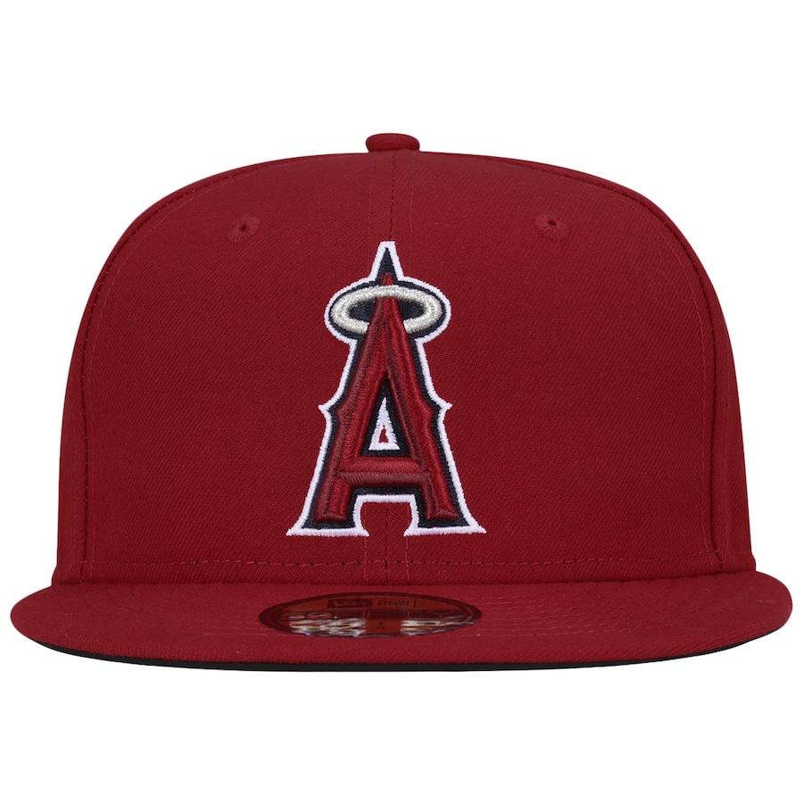 Boné Aba Reta New Era Los Angeles Angels of Anaheim - Fech cfe80df2ebb