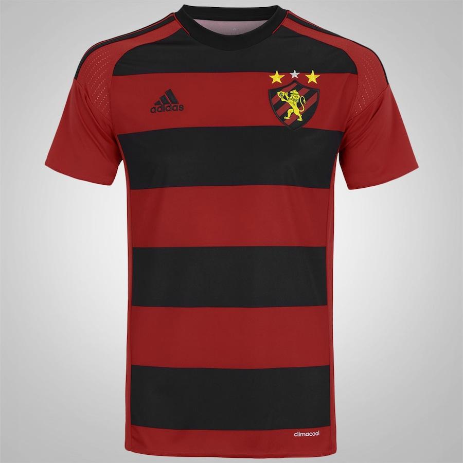 a3b3af2c4 Camisa do Sport Recife I 2016 adidas - Masculin