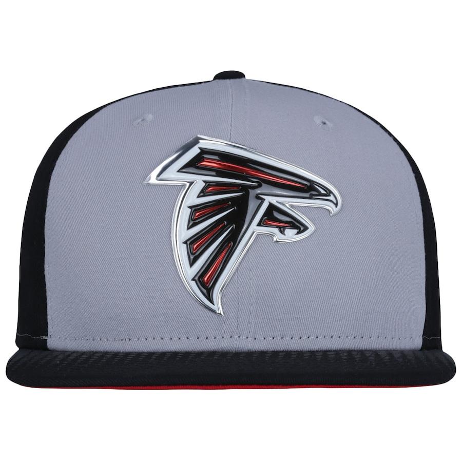 Boné Aba Reta New Era 950 Atlanta Falcons Draft NFL - Snapb 10ae76bc312