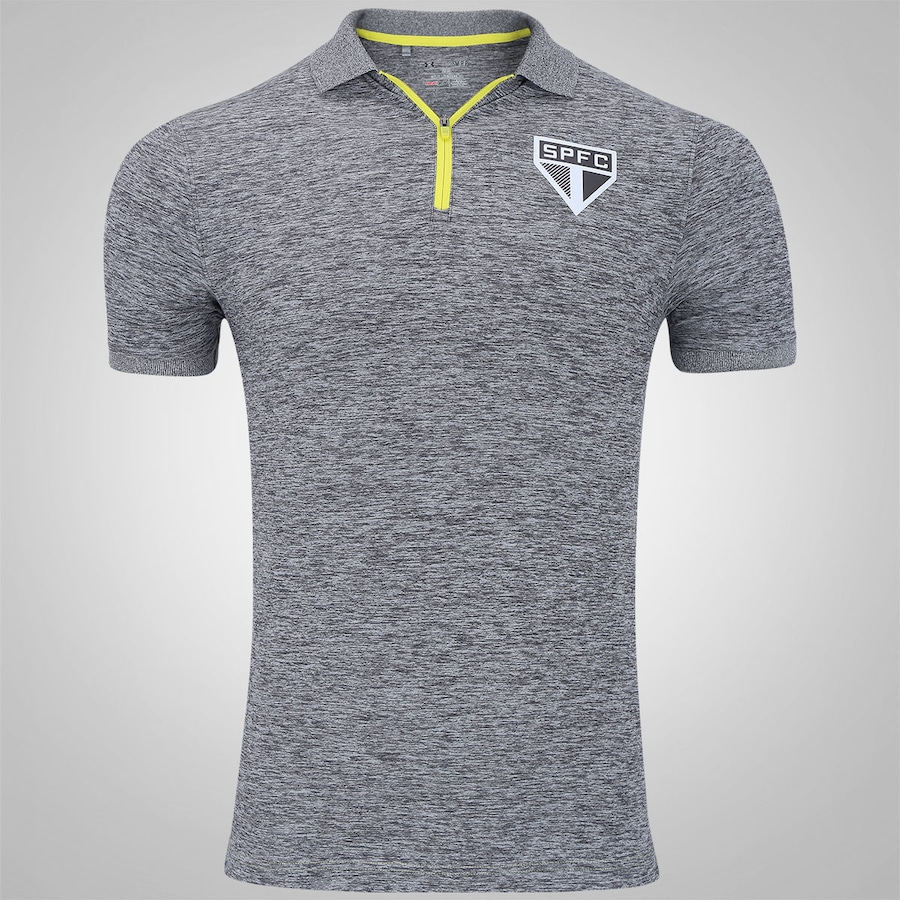 f47225c2d872f Camisa Polo do São Paulo Play Under Armour - Masculina