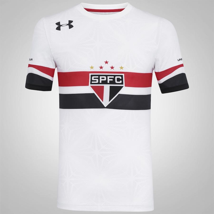 38d35e3c8ab Camisa do São Paulo I 2016 Jogador Under Armour - Masculina