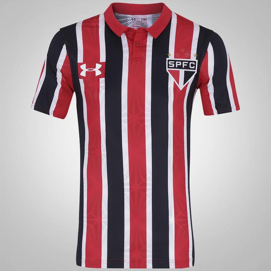 8d0c70060ca Camisa do São Paulo II 2016 Jogador Under Armour - Masculin