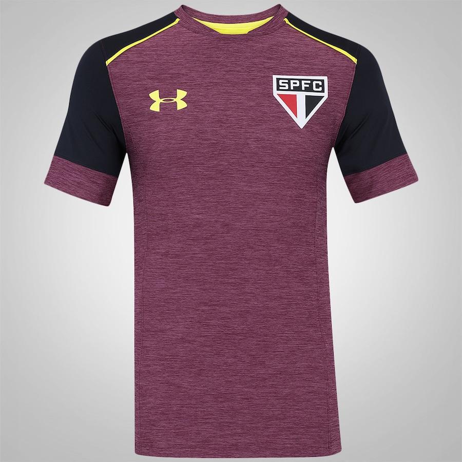 Camisa de Treino do São Paulo Under Armour - Masculina c89a58221f49e