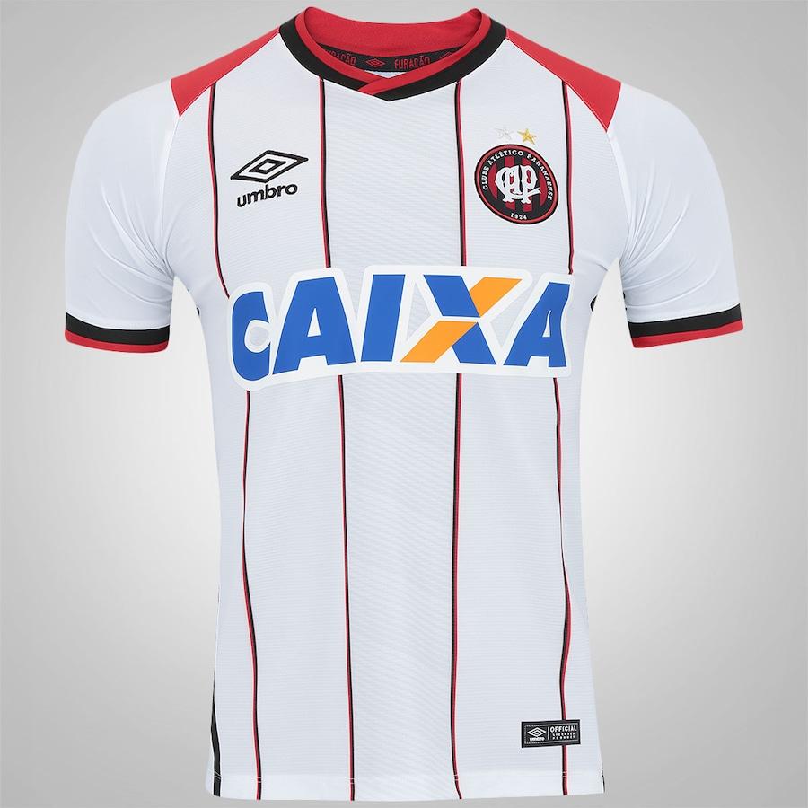 05844c8213 Camisa do Atlético-PR II 2016 nº 10 Umbro - Masculina