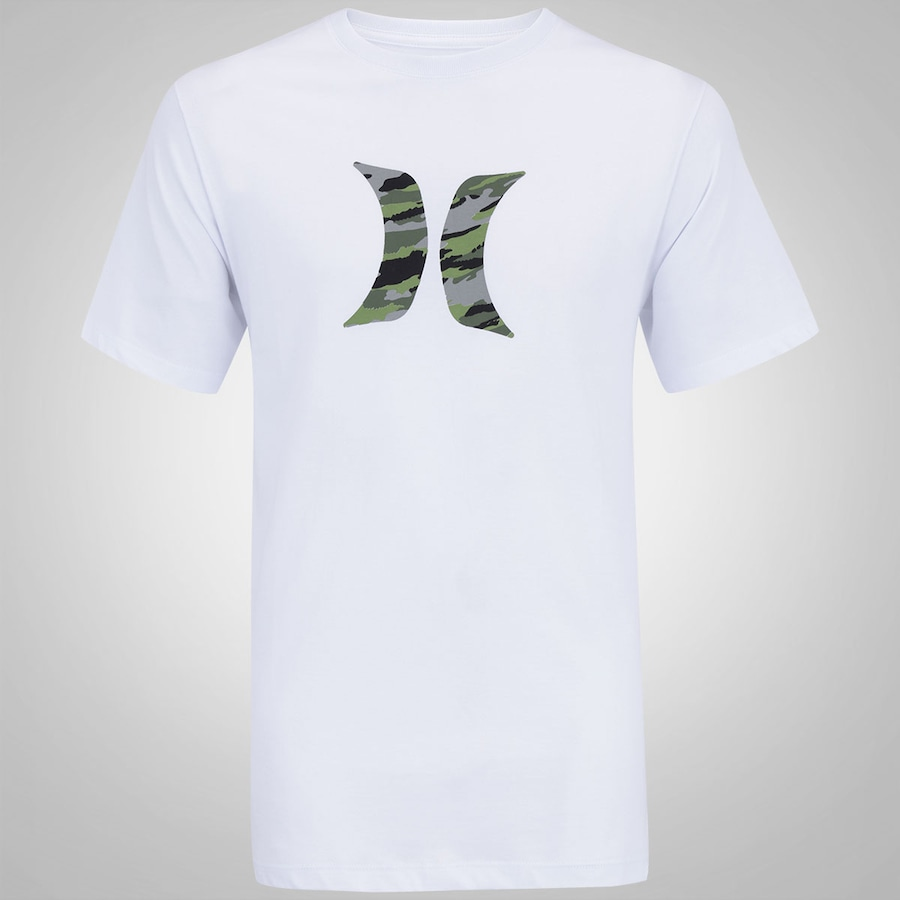 0dc3a6c784 Camiseta Hurley Icon Camo - Masculina