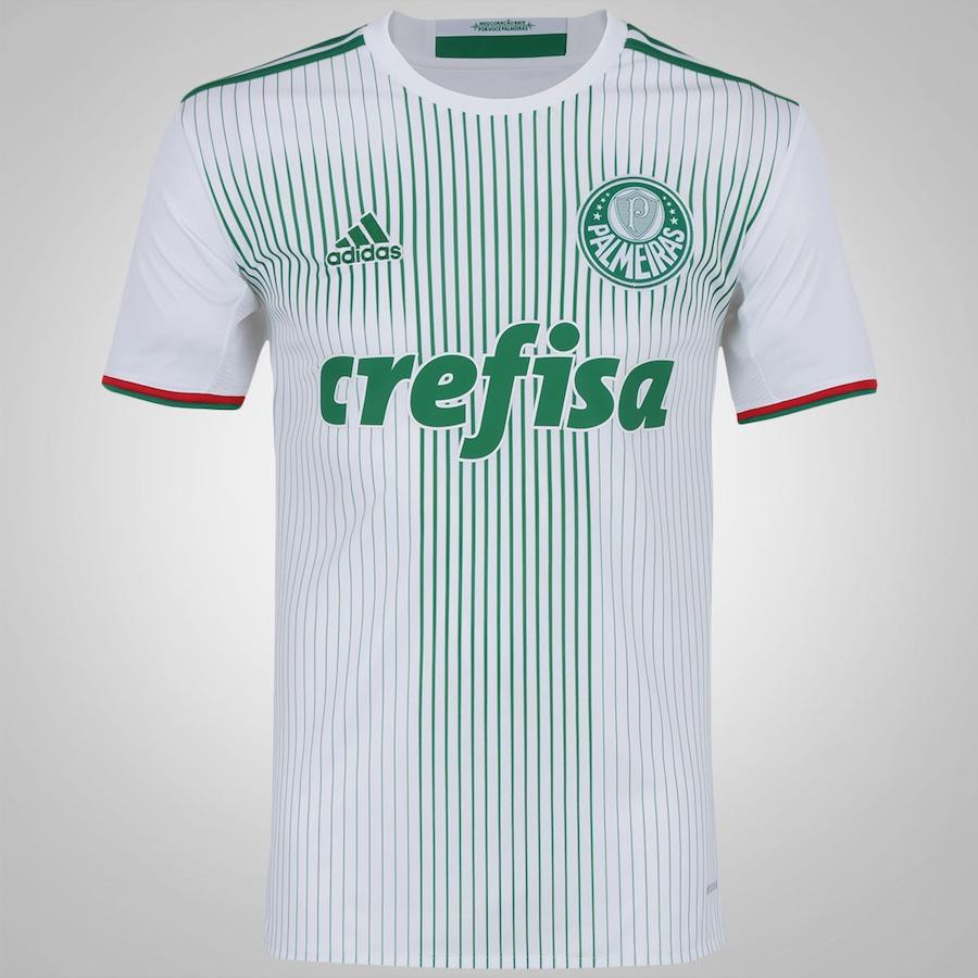 Camisa do Palmeiras II 2016 adidas - Masculina 5727ce5a32bd1