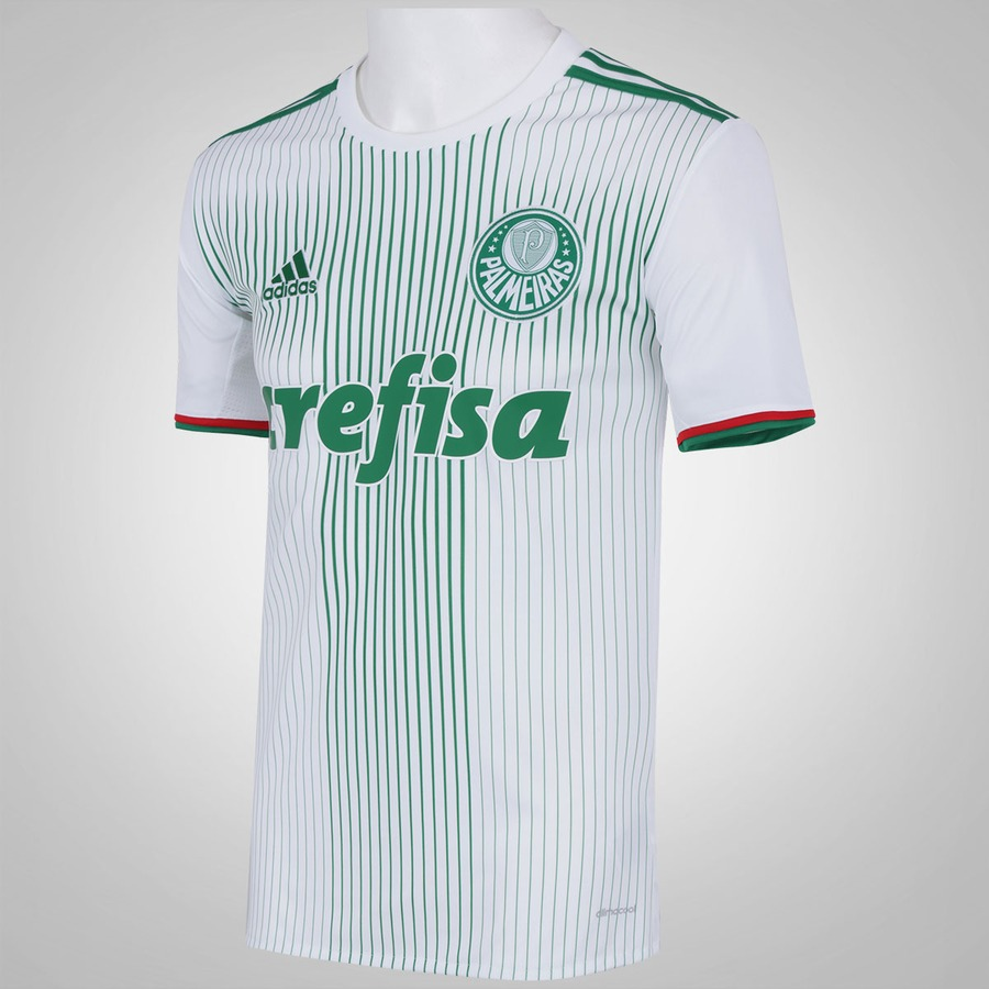 Camisa do Palmeiras II 2016 adidas - Masculina 32eb3f0b0c109
