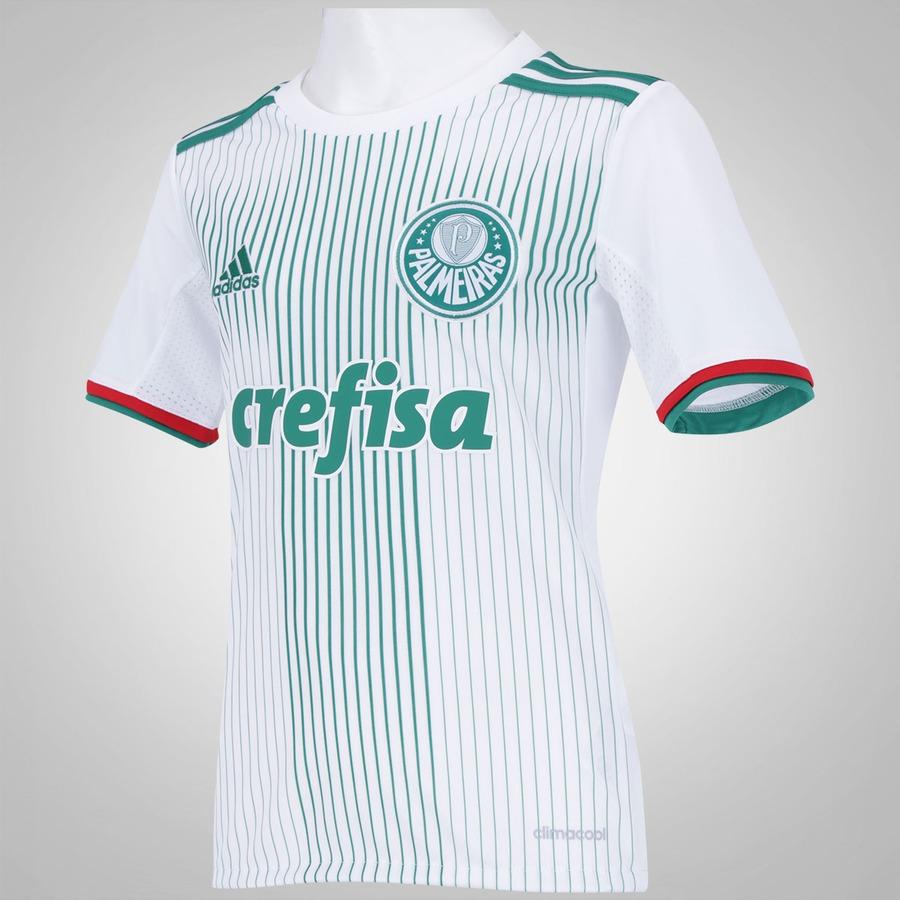 Camisa do Palmeiras II 2016 adidas - Infantil 9bc638ab224b1