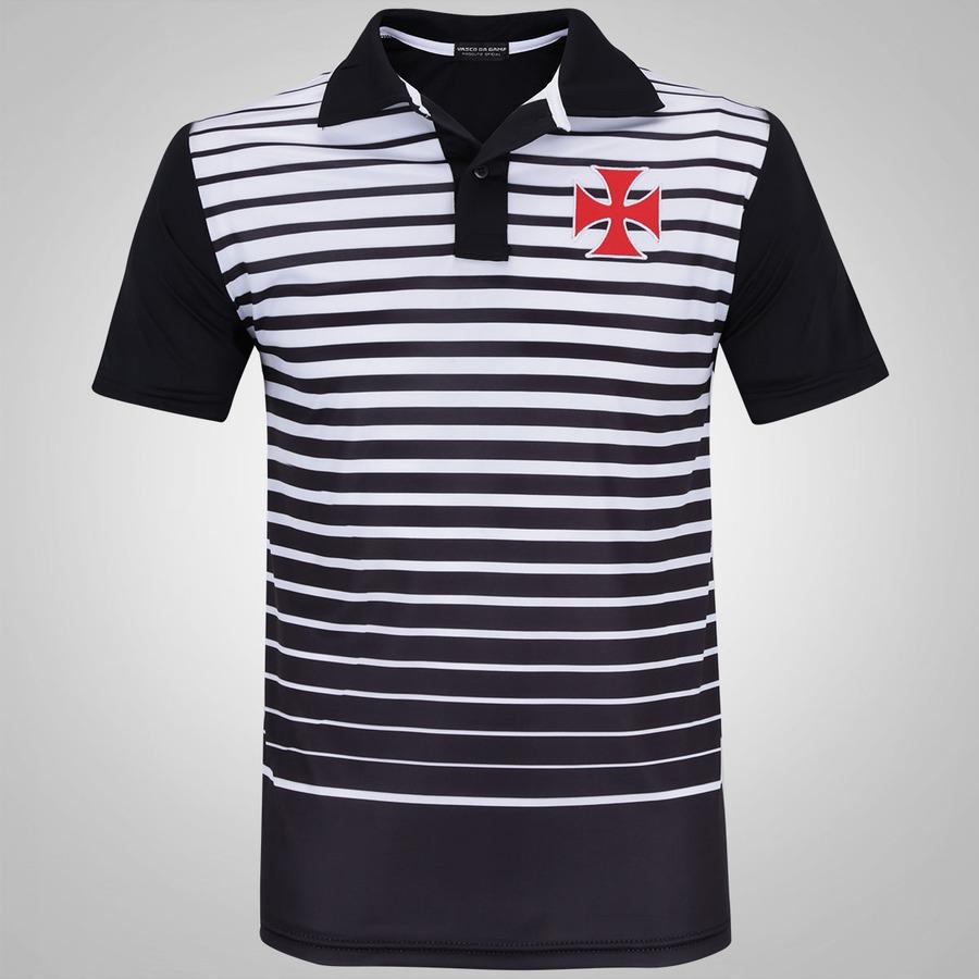 Camisa Polo do Vasco VA01 - Masculina 76608f13890d4