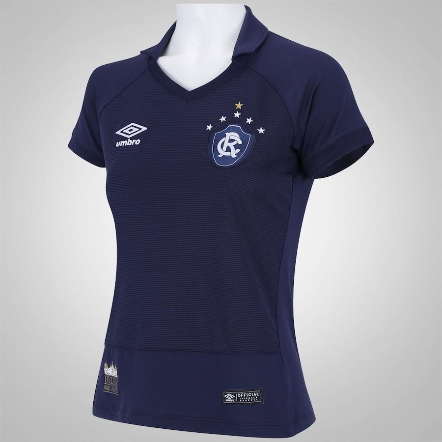 3a89824a68 Camisa do Clube do Remo I 2016 Umbro - Feminina