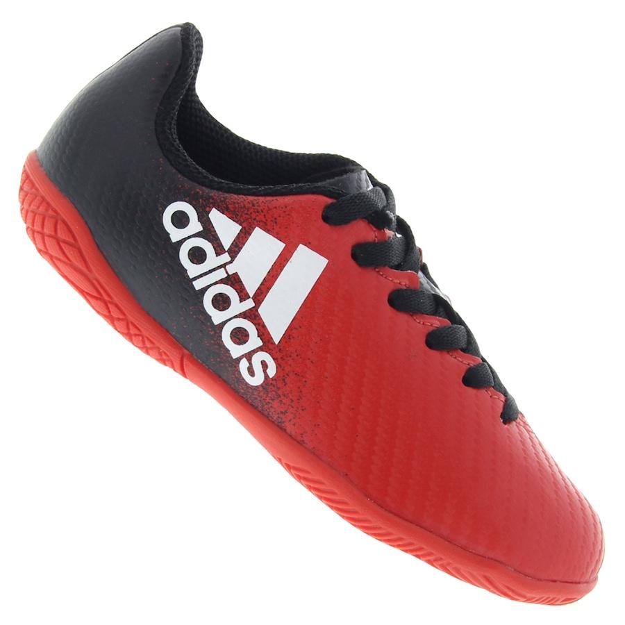aa5e802a14 Chuteira Futsal adidas X 16.4 IN - Infantil