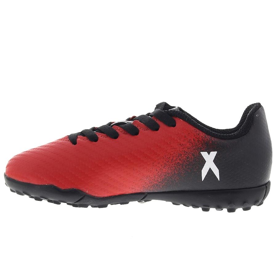 3584dbeae6e9a Chuteira Society adidas X 16.4 TF - Infantil