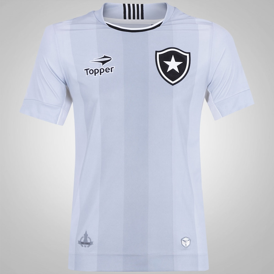 dc4e0cd163 Camisa do Botafogo III 2016 Topper - Masculina