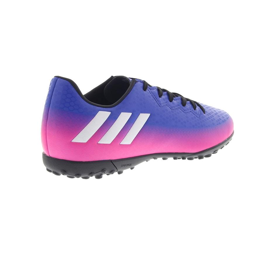 Chuteira Society adidas Messi 16.4 TF - Adulto 9f866b7d59ad8