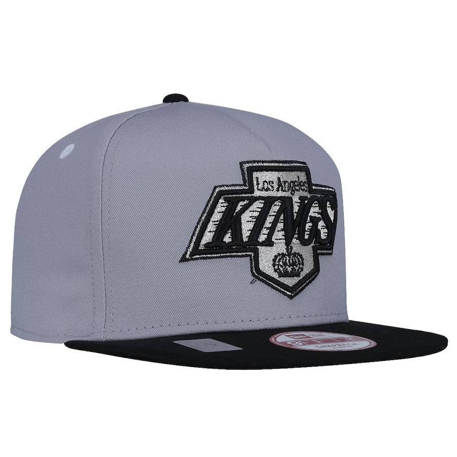 945d1230fb68d ... Boné Aba Reta New Era 9FIFTY Los Angeles Kings Frame NHL - Snapback -  Adulto ...