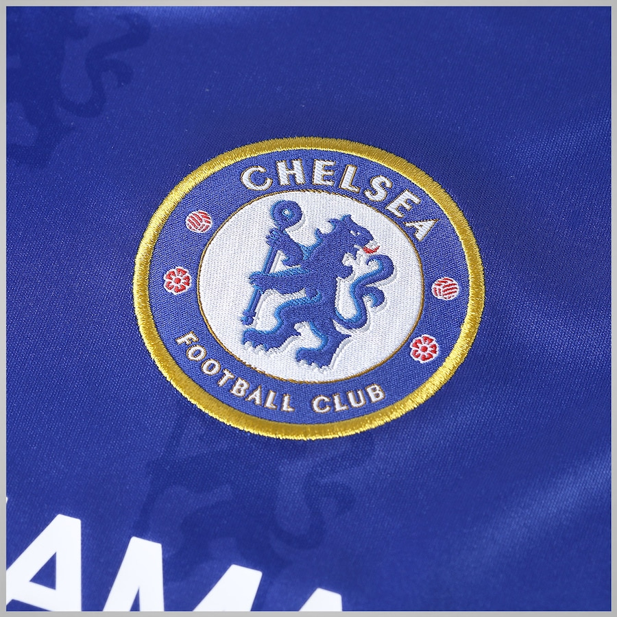 fe7ed35c44 Camisa Chelsea I 16 17 adidas - Infantil