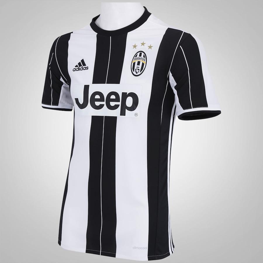 fbc1659d21 Camisa Juventus I 16 17 adidas - Masculina
