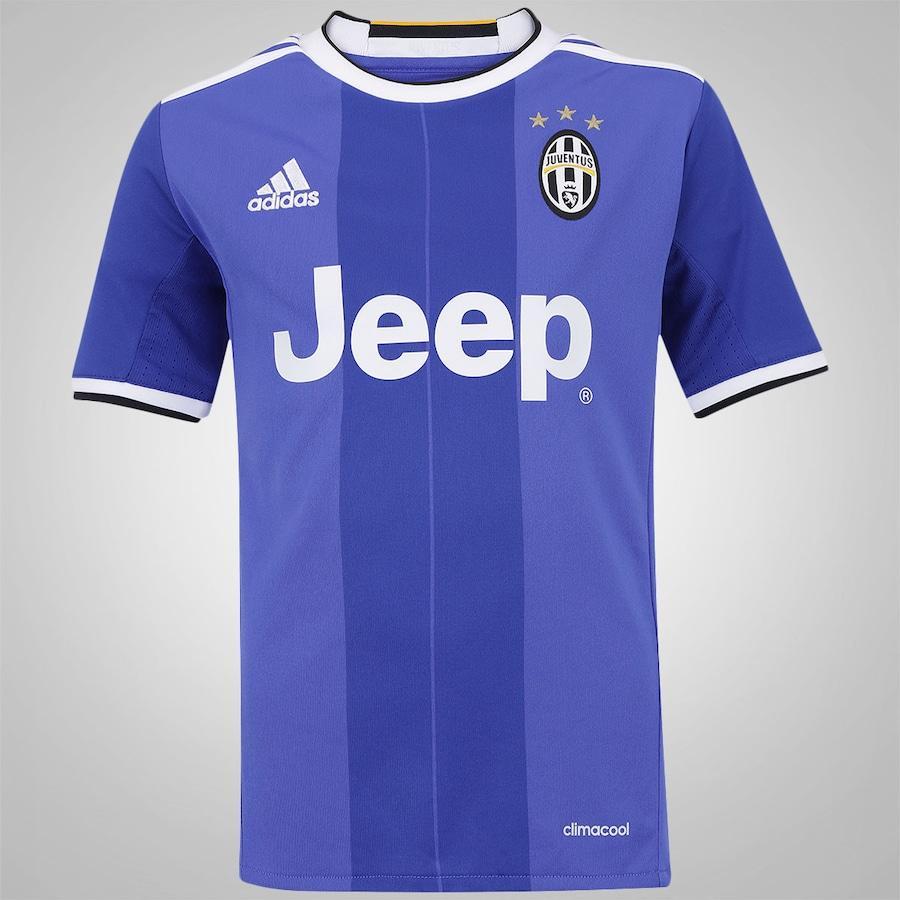 2df331074 Camisa Juventus II 16 17 adidas - Infantil