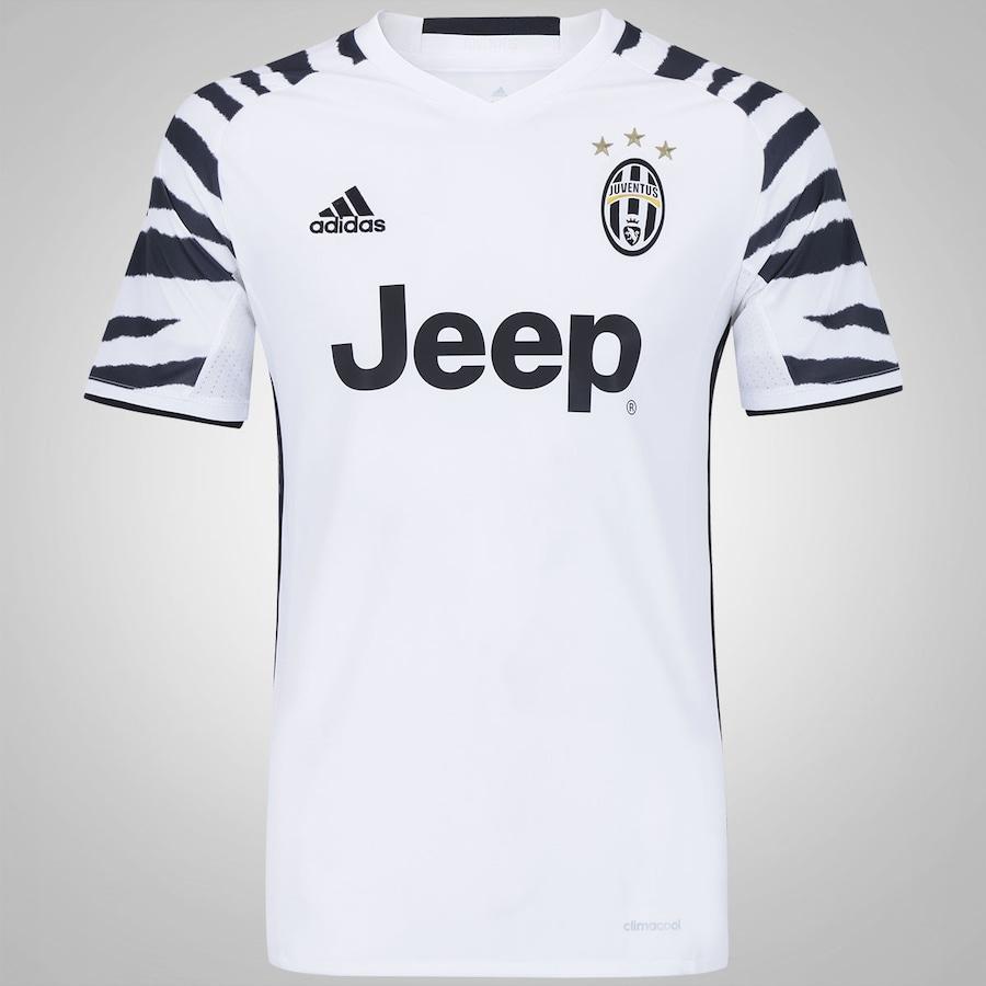 64ecf0131e Camisa Juventus III 16 17 adidas - Masculina