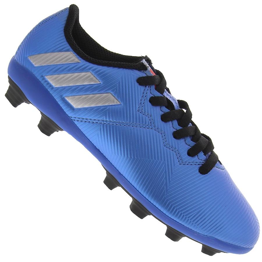 2986505287 Chuteira de Campo adidas Messi 16.4 FXG - Infantil