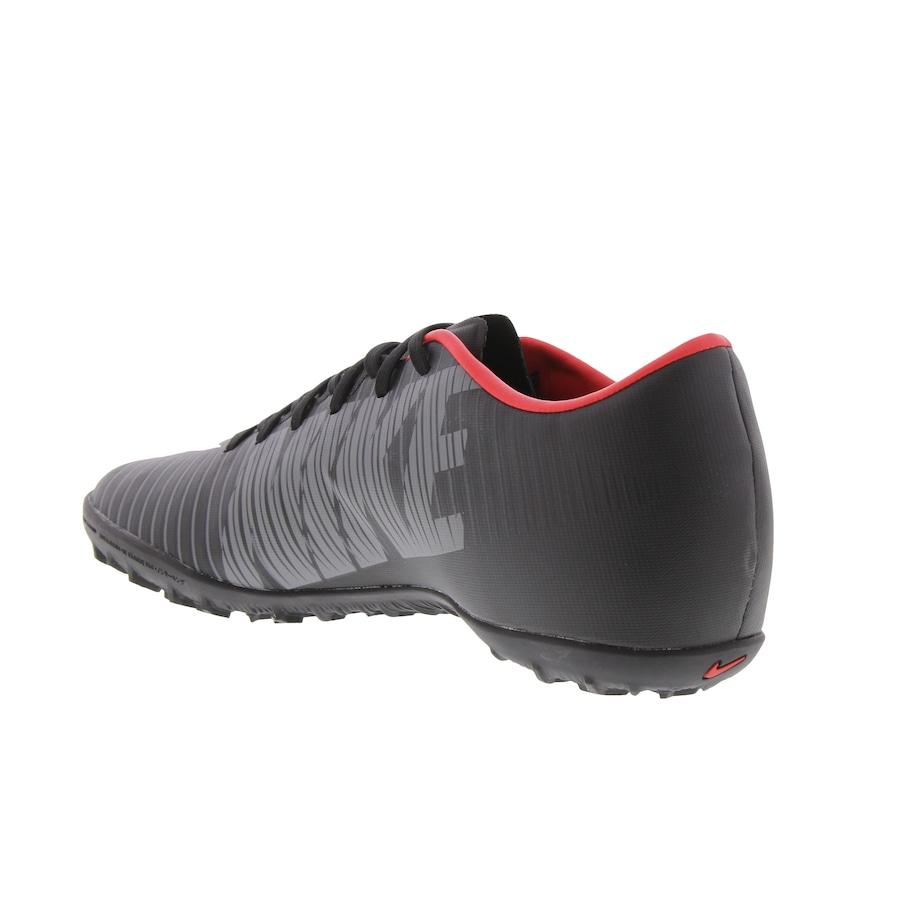 Chuteira Society Nike Mercurial Victory VI TF - Adulto 897b4a2547426