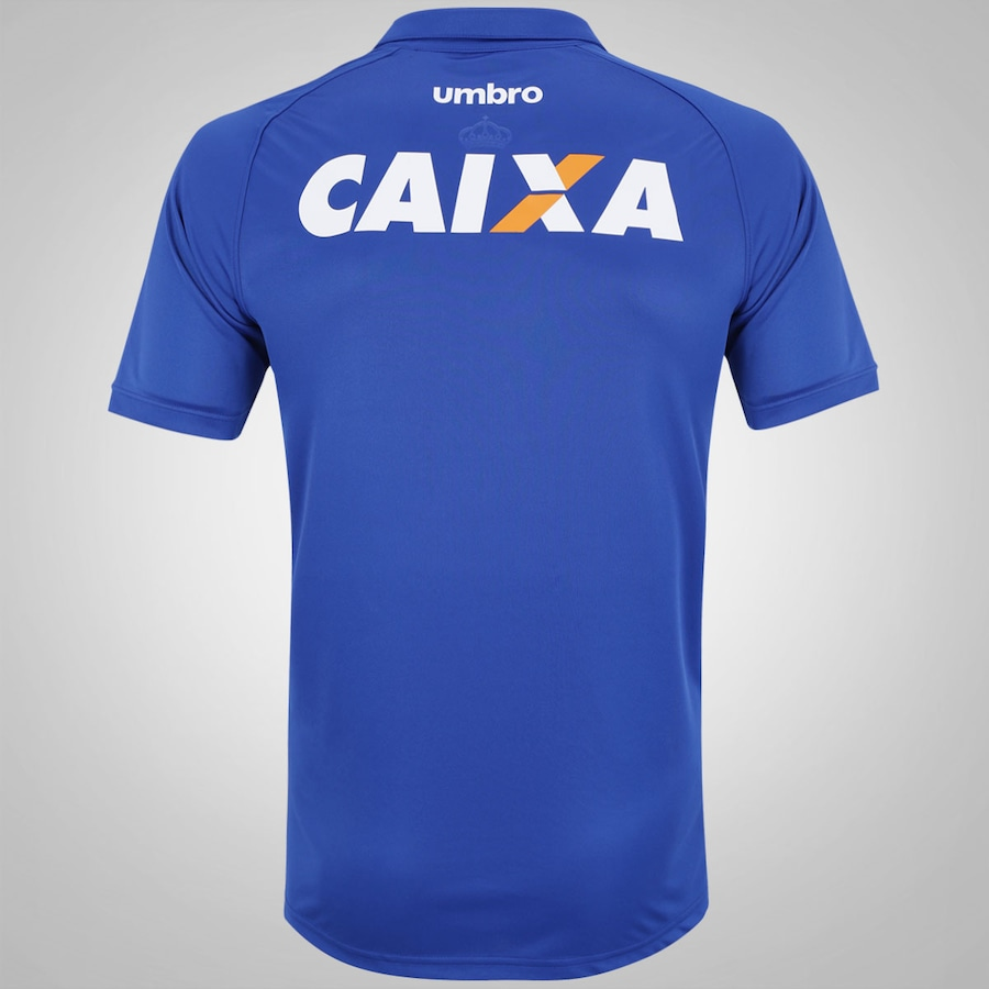 37f35b641d Camisa do Cruzeiro I 2016 Umbro - Masculina